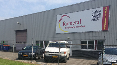 Rometal in the Netherlands